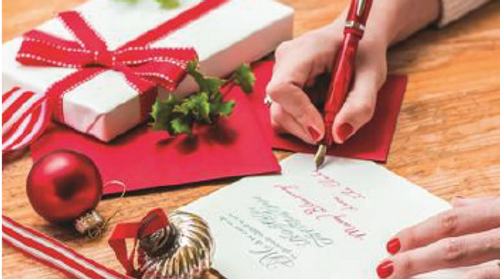 How to Design your own Christmas cards