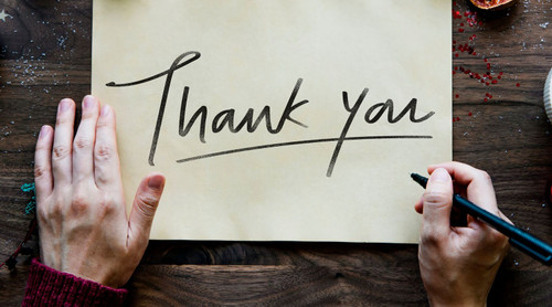 What Are Some Best Thank You Messages?