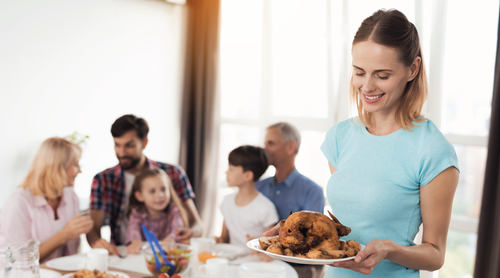 All About Thanksgiving Customs and Etiquette