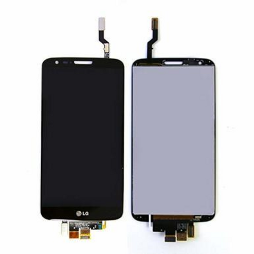 LG G2 Black LCD Display Touch Screen Glass Digitizer Assembly for ( D800 D801 D803 LS980 VS980 )