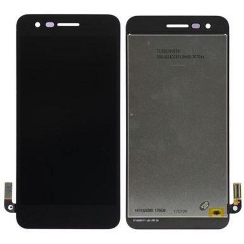 LCD Display Touch Screen Glass Lens Digitizer Assembly For LG K8 2018, Black