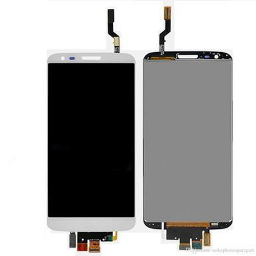 White LCD Display Touch Screen Glass Digitizer Assembly for LG G2 ( D800 D801 D803 LS980 VS980 )