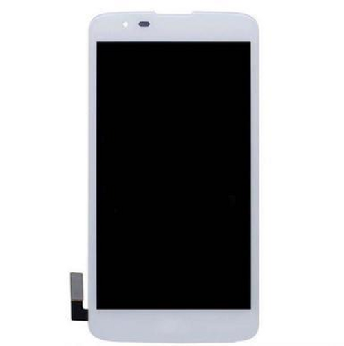 LG K7 LCD Display Touch Screen Glass Lens Digitizer Assembly, White