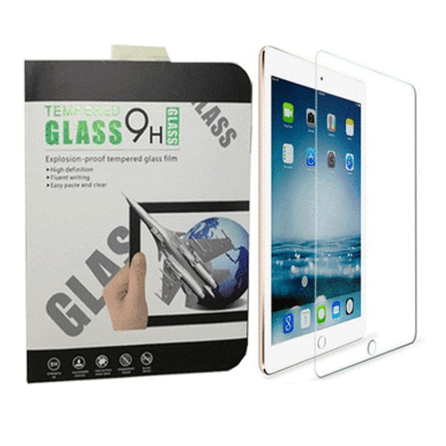 CLEAR IPAD GEN 2/3/4 TEMPERED GLASS
