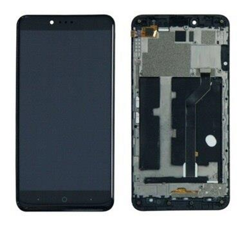 ZTE MAX PRO Z981 LCD DISPLAY ASSEMBLY WITH FRAME