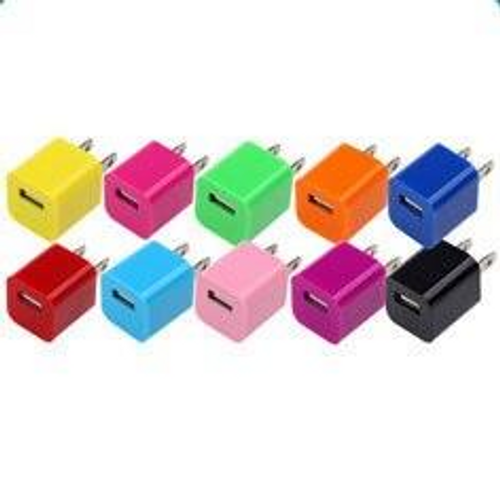 Color Wall Charger 800 mah with IC
