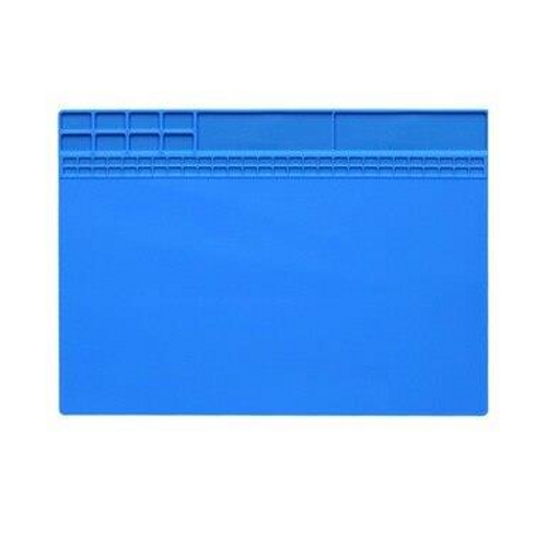 Magnetic High Temperature Resistant Silicon Work Mat