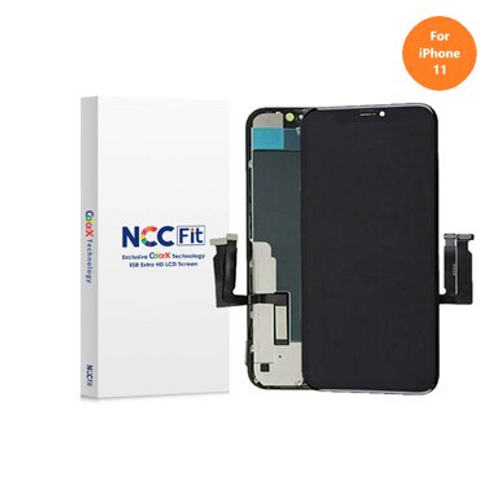 iPhone 11 Pro Max NCC Premium Incell Screen and Digitizer Assembly, Black