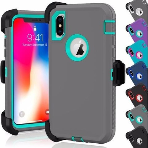 iPhone 6 Plus / 6S Plus Pro Case With Holster