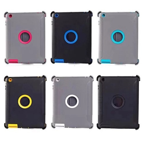 iPad Gen 2/3/4 Pro Case With Holster