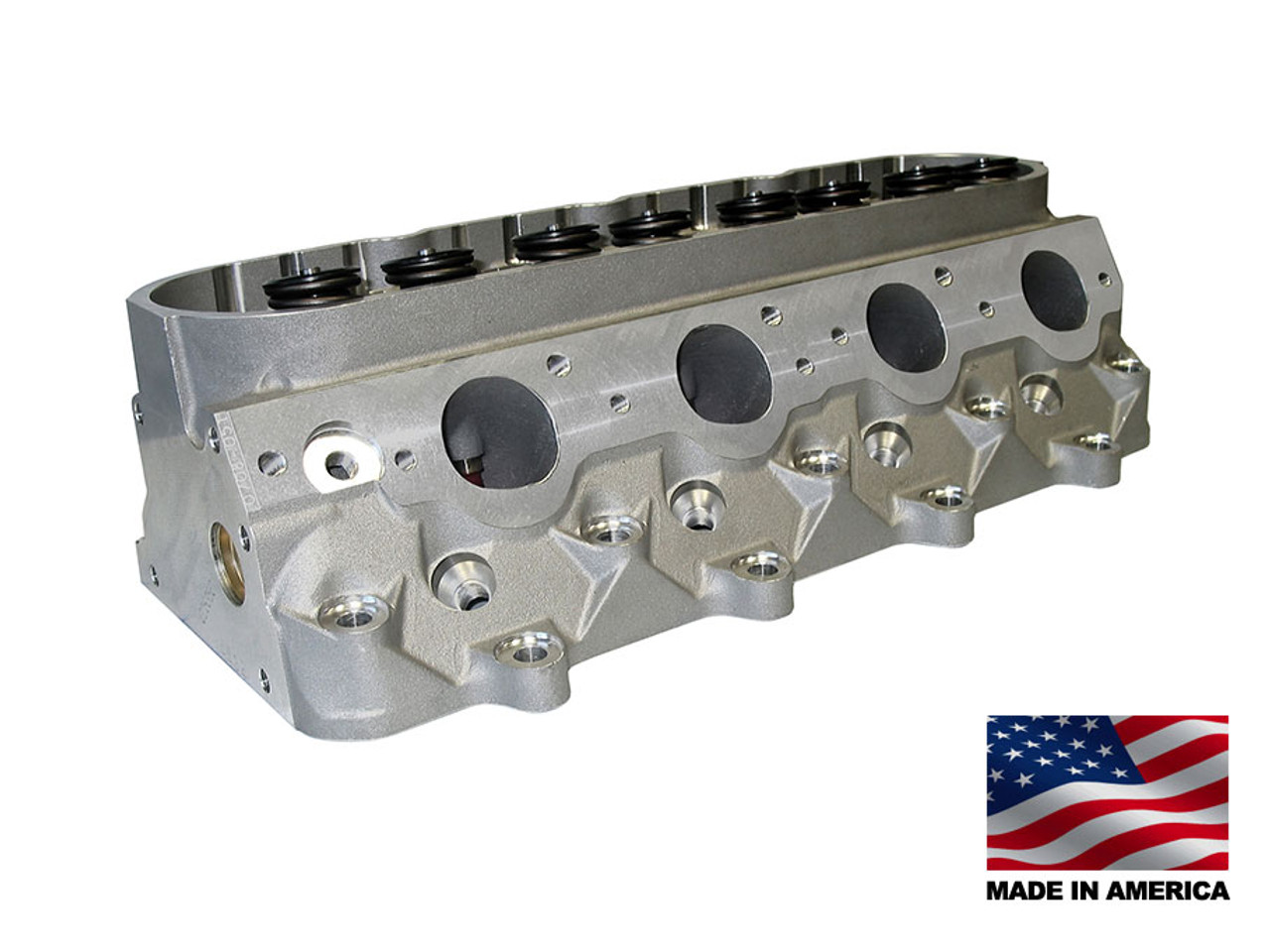 Bill Mitchell Products BMP 025350 - Cylinder Heads Aluminum Chevy LS7 Block  285cc 64cc 12Degree 2 250