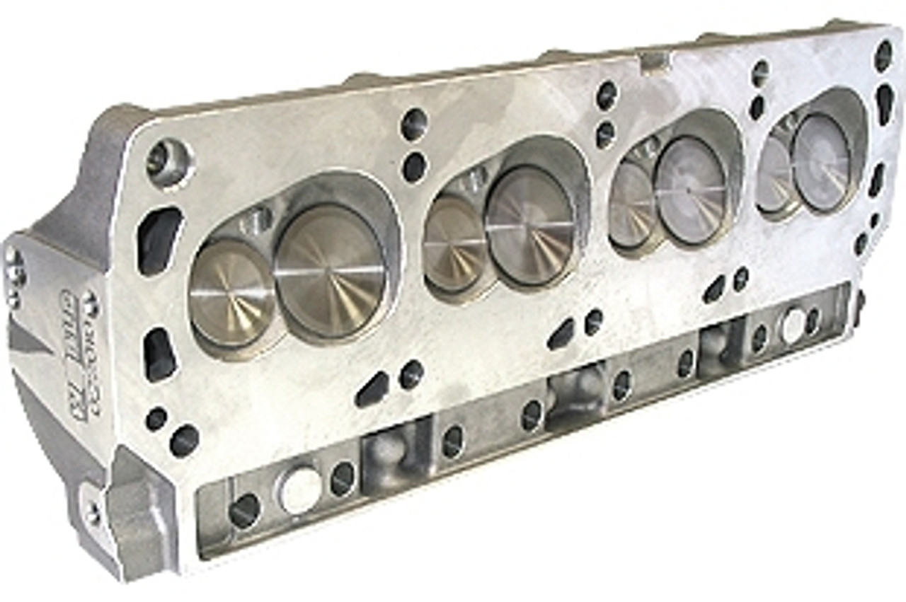Bill Mitchell Products BMP Small Block Ford 18 degree 200cc Aluminum Heads