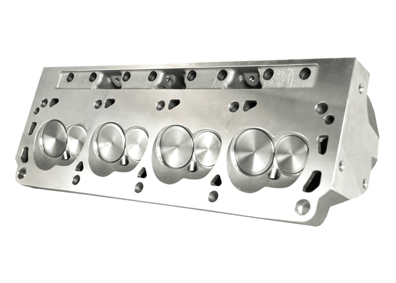 """Dart 13210010 Cylinder Heads Aluminum Small Block Ford Pro1 195cc 62cc 2.020"""" x 1.600"""", Bare Casting (CLICK HERE/MORE INFO)"""