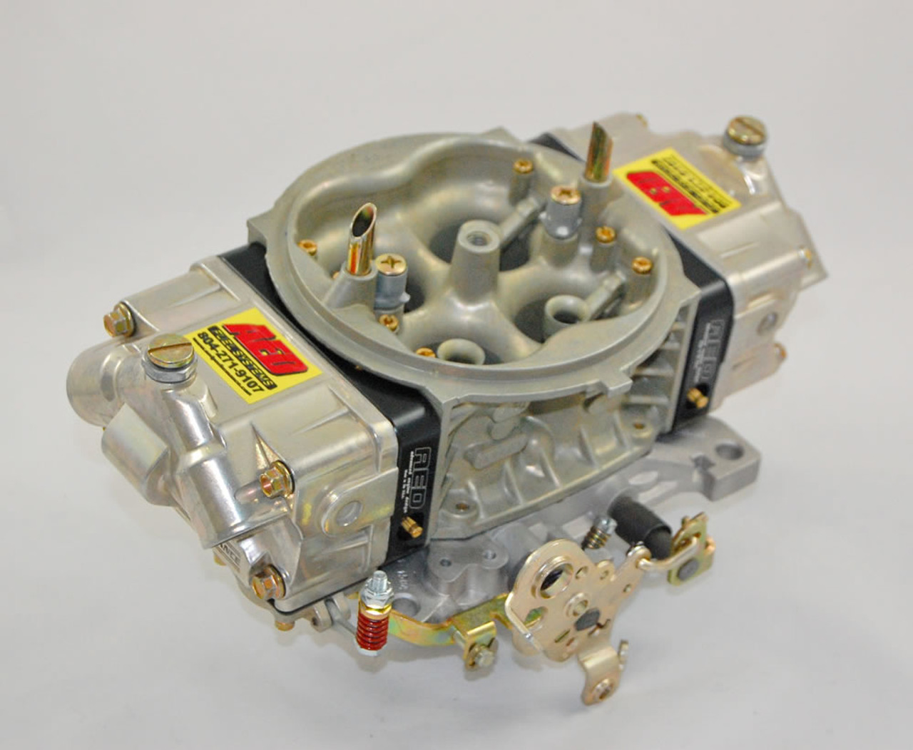AED 950HO - 950CFM Blue Printed HO-Series Carburetor Std Booster Gas