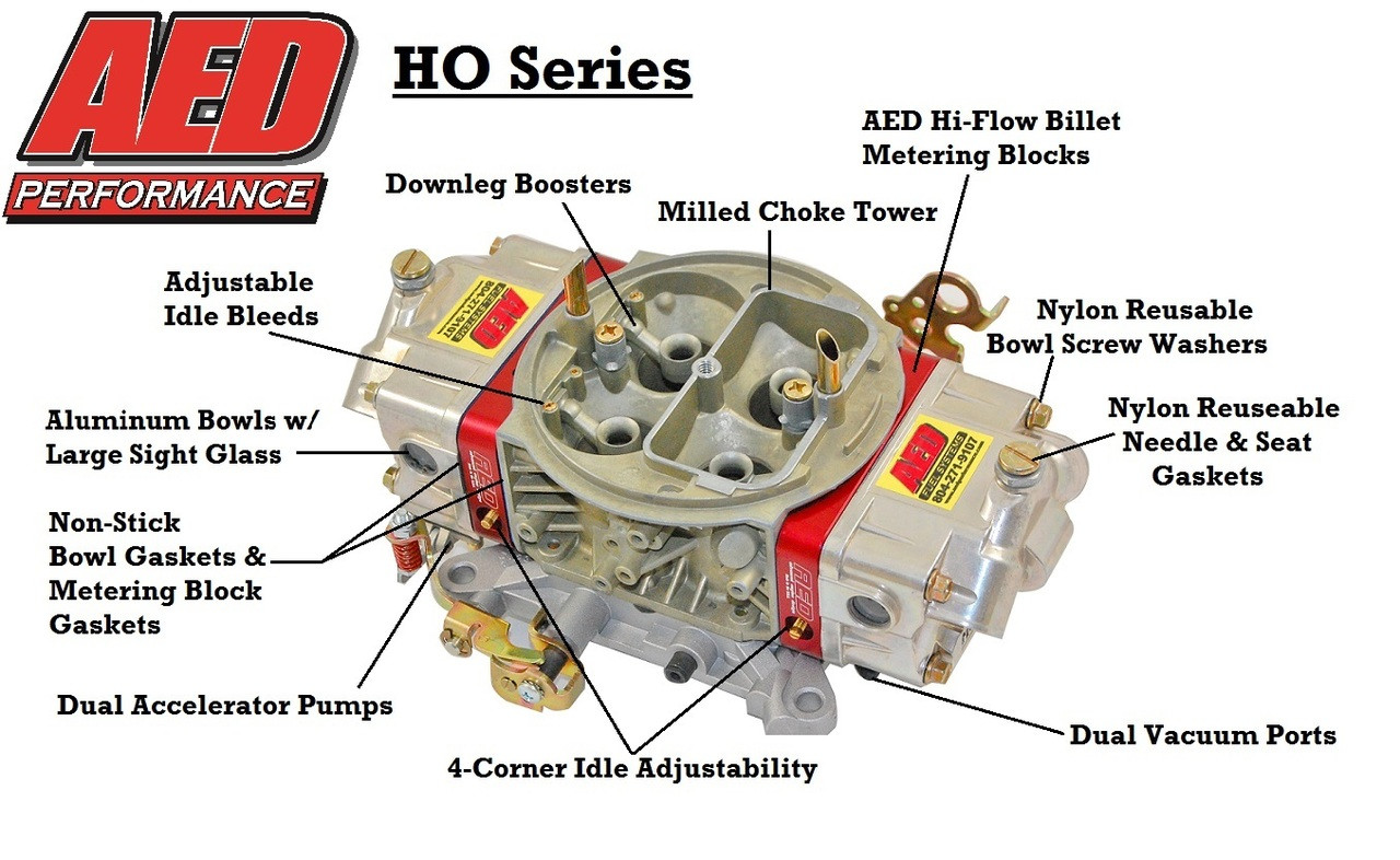 AED HO Series