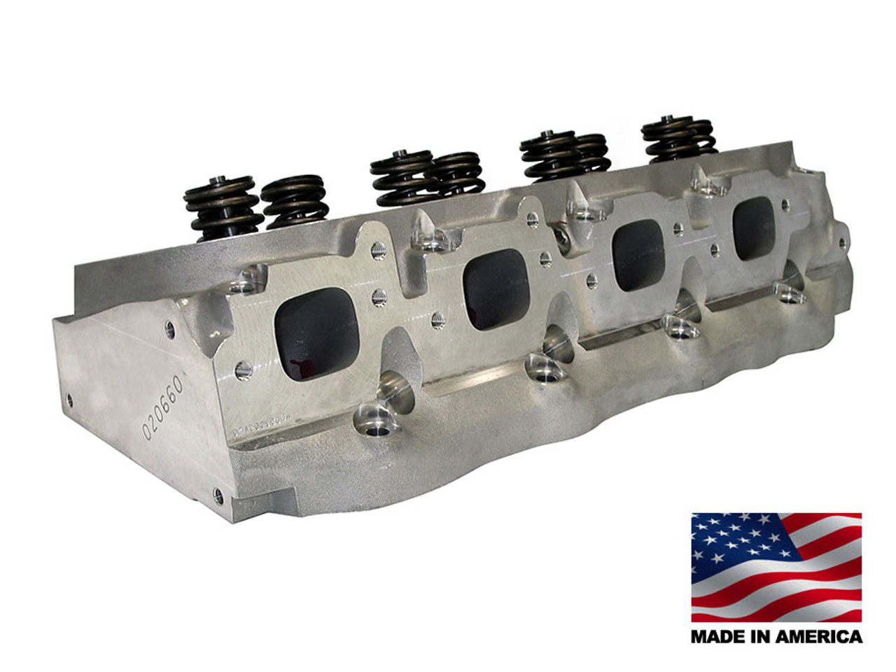 Bill Mitchell Products BMP Big Block Chevy 24 degree 345cc Aluminum Heads