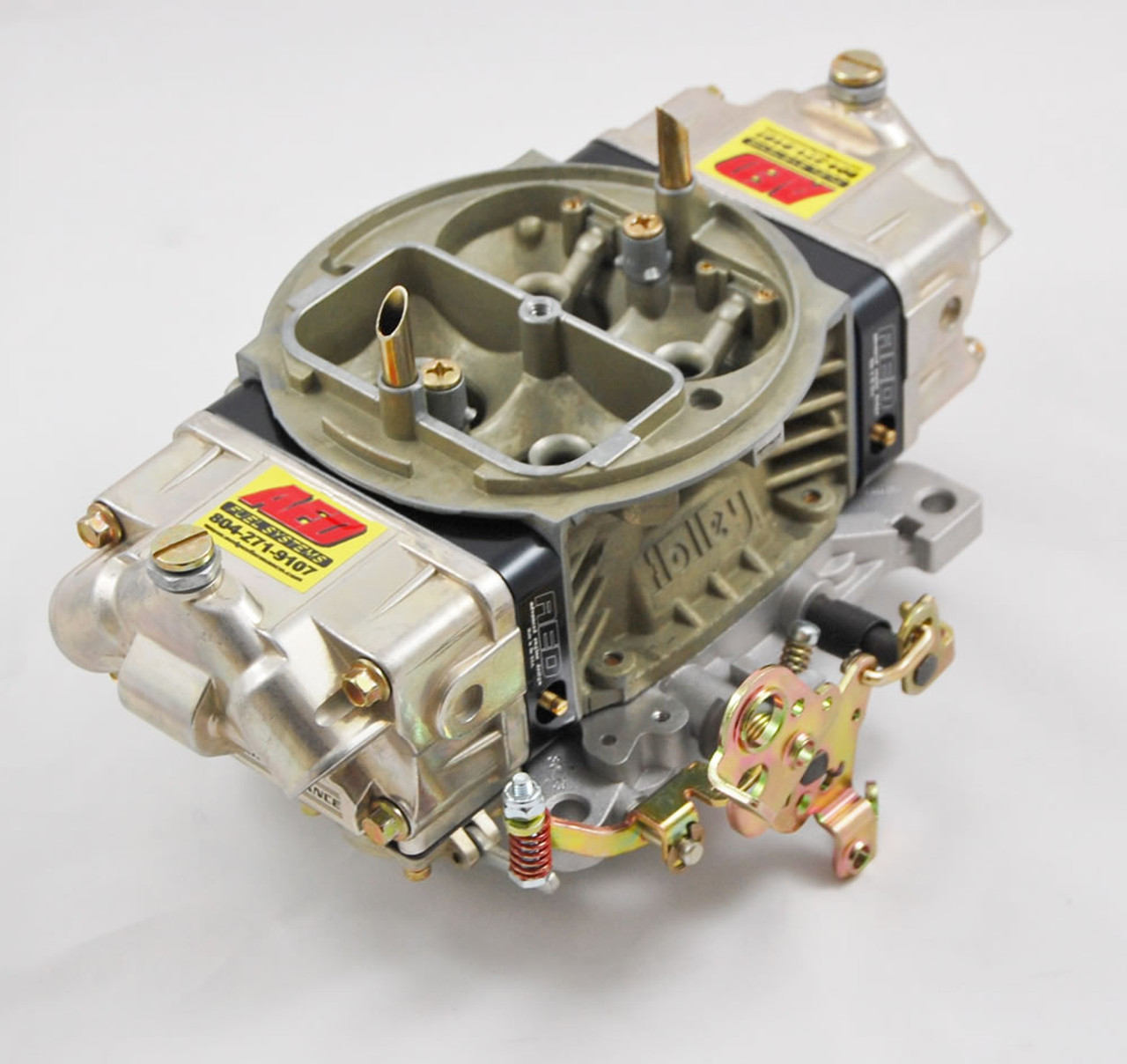 AED 750HO - 750CFM Blue Printed HO-Series Carburetor Std Booster Gas