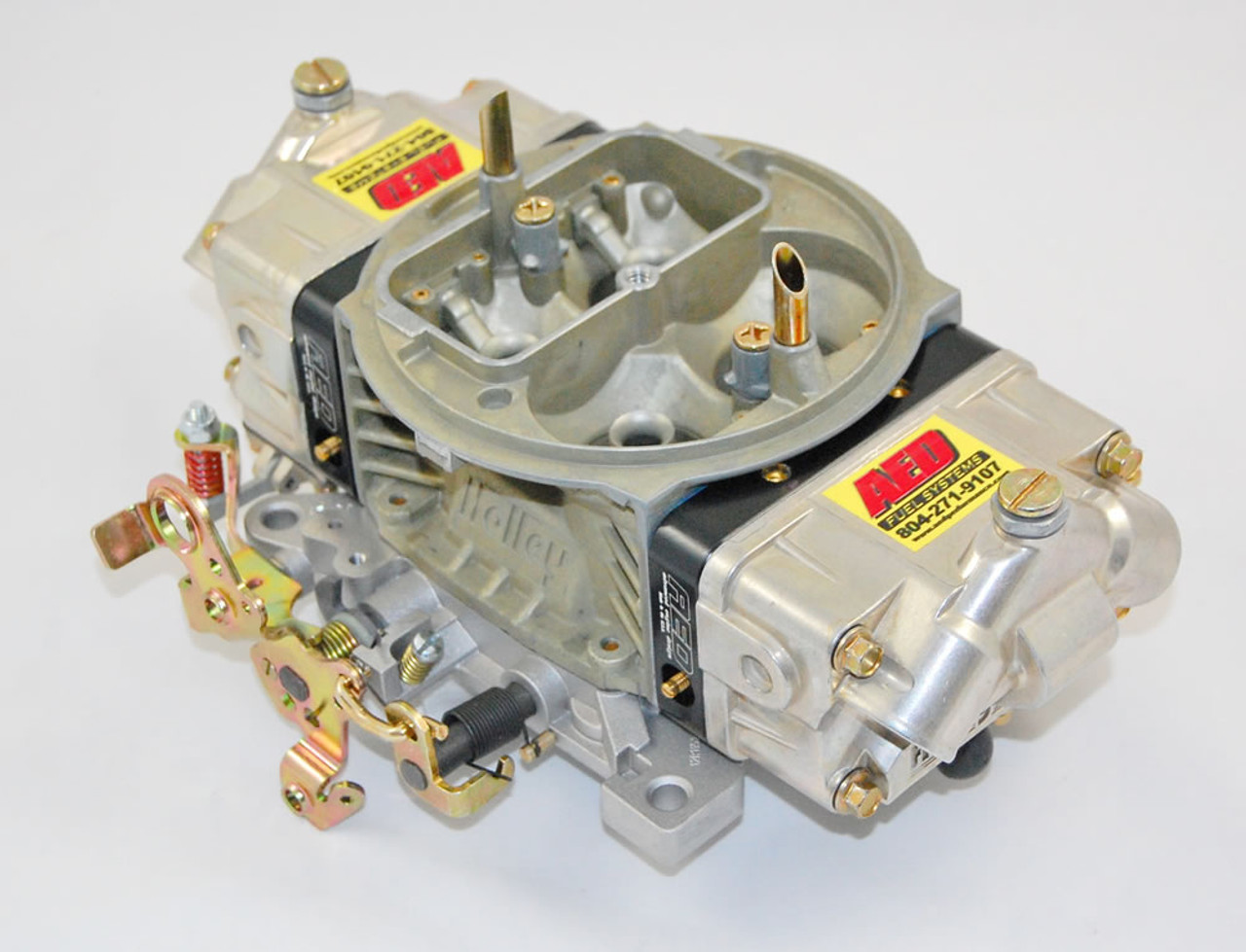 AED 850HO - 850CFM Blue Printed HO-Series Carburetor Std Booster Gas