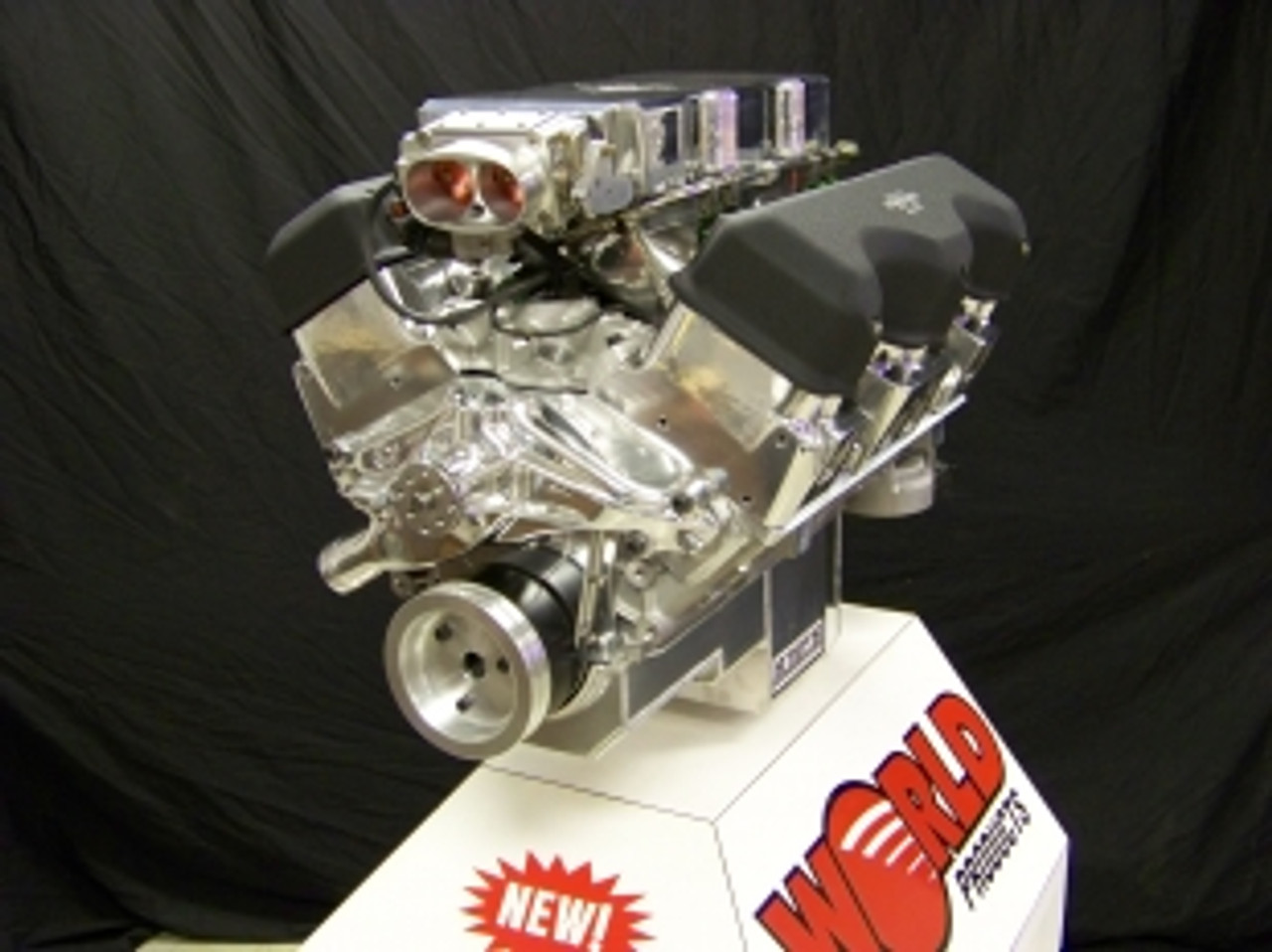 Bill Mitchell Products Chevrolet 409 W Block