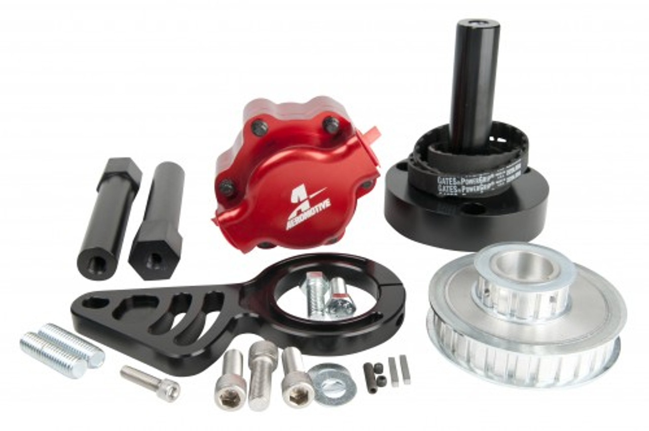 Aeromotive BB Chevy Belt Drive Kit #17241