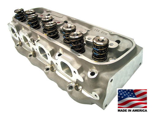 Bill Mitchell Products BMP Big Block Chevy 16 degree 320cc Aluminum Heads