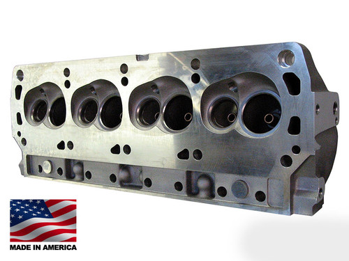 Bill Mitchell Products BMP Small Block Ford 18 degree 225cc Aluminum Heads