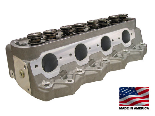 Bill Mitchell Products BMP Small Block Ford 10 degree 275cc Aluminum Heads