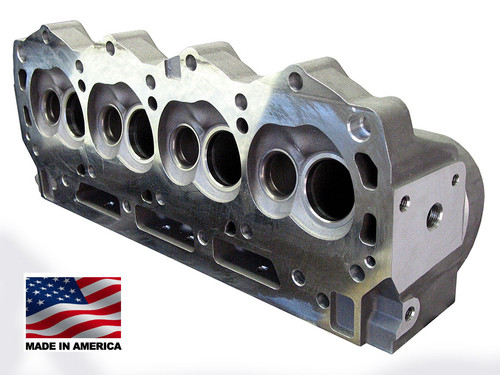 Bill Mitchell Products BMP Small Block Ford 10 degree 285cc Aluminum Heads