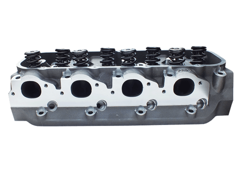 "Dart 19200112M Cylinder Heads Aluminum Big Block Chevy Pro1 325cc 2.250"" x 1.880"" Marine,  Assembly w/ 1.550"" Dual Springs for Hydraulic Roller Cam"
