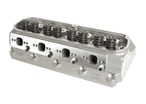"Dart 13101181 Cylinder Heads Aluminum Small Block Ford Pro1 170cc 58cc 1.940"" x 1.600"", Assembly w/ 1.250"" Single Springs for Hydraulic Flat Tappet Cam"