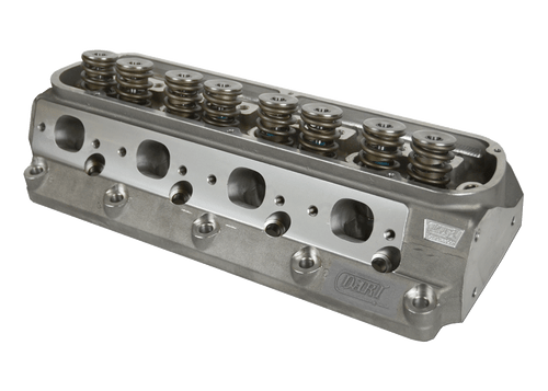 "Dart 13072143 Cylinder Heads Aluminum Small Block Ford Pro1 225cc 62cc 2.080"" x 1.600"", CNC Assembly w/ 1.550"" Dual Springs for Solid Roller Cam (CLICK HERE/MORE INFO)"