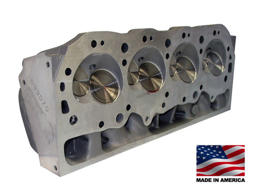 Bill Mitchell Products BMP Big Block Chevy 24 degree 375cc Aluminum Heads