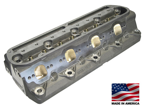 Bill Mitchell Products BMP Small Block Ford 18 degree 245cc Aluminum Heads CNC ported