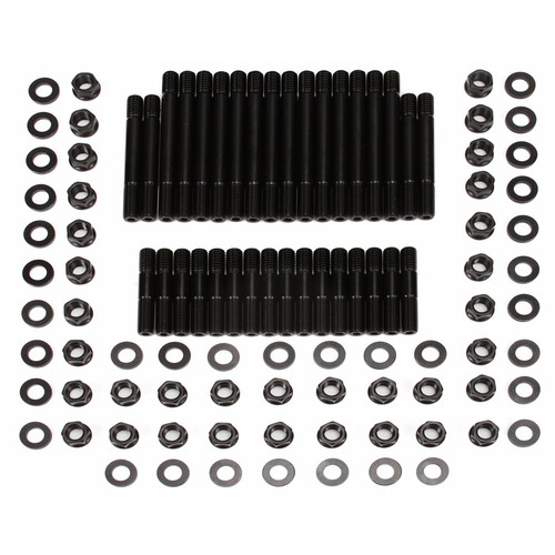 ARP 134-4001 - Cylinder Head 6pt stud Kit, Professional Series, SBC Heads w/ Iron Blocks