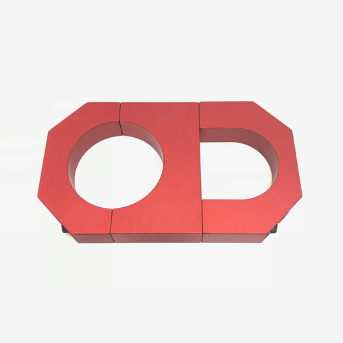 "2.000"" CO2 Aluminum Roll Bar Clamp with 1.625"" Roll Bar Clamp"