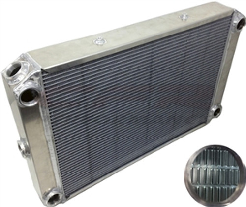 CFR Performance EMC=X3 Aluminum Radiator 31x19 HZ-40016-X3