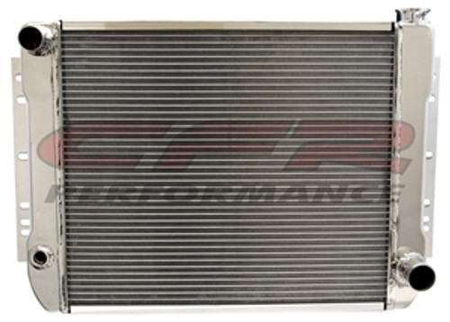 Polished 1959-1972 Chevy Impala Radiator HZ-5972-POL