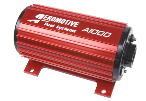 Aeromotive A1000 Electric Fuel Pump Red #11101