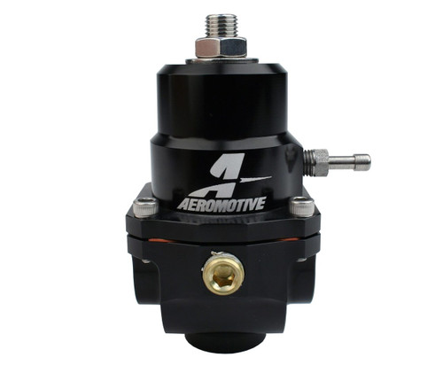 -6 Inlet//-6 Return 2 Aeromotive A1000 Adjustable EFI Regulator
