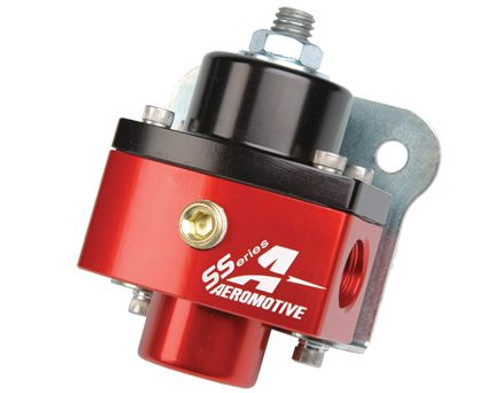 Aeromotive SS-Series Carbureted Bypass Regulator #13201