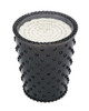 Forest Night Hobnail Glass Candle - No. 27