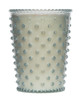 No. 67 Kashmir Hobnail Glass Candle