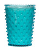 No. 74 Cucumber & Gin Hobnail Glass Candle