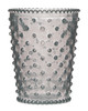 No. 67 Kashmir Empty Hobnail Glass