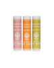 Warm Trio Lip Balm Gift Set
