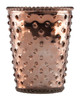 No. 54 Limited Edition Fir & Grapefruit Metallic Empty Hobnail Glass