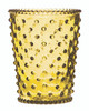 No. 84 Quince Empty Hobnail Glass