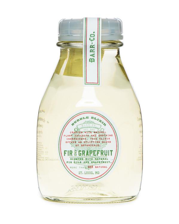 Fir & Grapefruit Bath Elixir