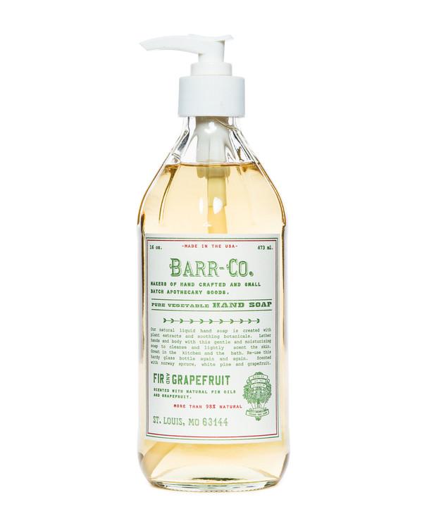 Fir & Grapefruit Liquid Hand Soap