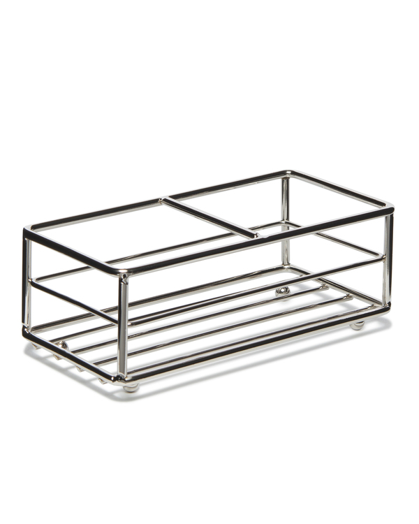 Nickel Plated Wire Sink Caddy